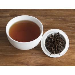 thé noir fumé Lapsang souchong bio