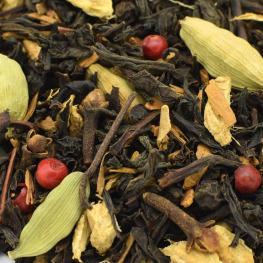 Thé noir chai massala bio
