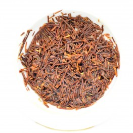 thé rouge rooibos infusé