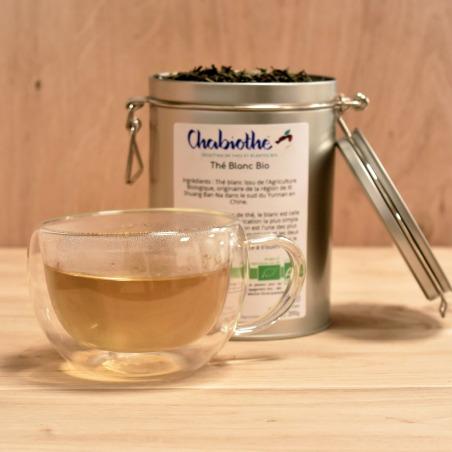 thé vert detox bio
