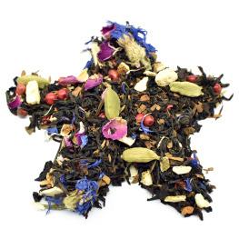 thé noir de noel bio
