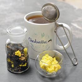 thé noir datte citron bio