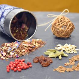 thé blanc bio mao feng